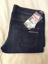 Prada mens work denim old jeans  BNWT waist 34 leg 34 col Bleu Classic fit