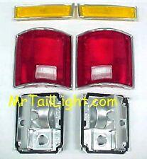 81 85 87 88 89 90 91 CHEVY GMC 6PC TAIL LIGHT Kit Truck