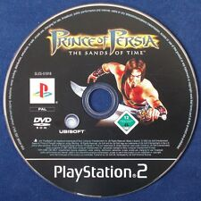 PS2 - Playstation ► Prince Of Persia: The Sands Of Time ◄