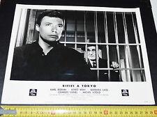 PHOTO CINEMA MGM 1963 RIFIFI A TOKYO KARL BOEHM CHARLES VANEL JACQUES DERAY