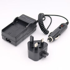 DB-L50 L-50 Battery Charger for SANYO Xacti VPC-TH1 VPC-HD2000 VPC-WH1 VPC-FH1