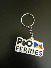 PORTE CLEFS  P&O FERRIES GOODIES TOUR DE FRANCE OBJET PUB COLLECTION CYCLISME