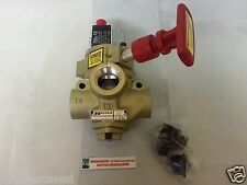 FREESHIPSAMEDAY ROSS 2773A5806 PNEUMATIC SAFETY LOCKOUT SOLENOID VALVE