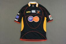 RUGBY SHIRT Canterbury NEWPORT Gwent Dragons Jersey Wales GREEBZ 2 SIZE L men's