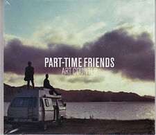 RARE CD DIGIPACK MINI LP 4T PART-TIME FRIENDS ART COUNTER 2014 NEUF SCELLE