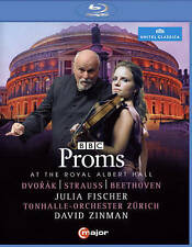 Julia Fischer: At the BBC Proms New Blu-ray