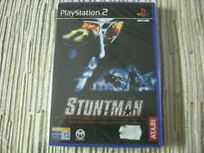 STUNTMAN STUNT MAN PLAYSTATION 2 PS 2 NUEVO Y PRECINTADO
