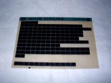 SUZUKI GSX1100 GSX 1100 FJ/K/L/M/N GEN PARTS CATALOGUE MICROFICHE