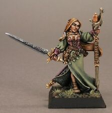 Lysette Elven Mage Reaper Miniatures Warlord Caster Elf Wizard Mage Sorceress