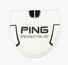 NEW Ping Nome TR Precision Milled Nanotech White Mallet Putter Headcover