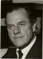 Orig. Photo, Anthony Kershaw, britischer Politiker 1970