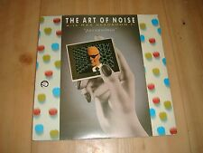 "THE ART OF NOISE with MAX HEADROOM 7""-PARANOIMIA [CHINA] 7"""