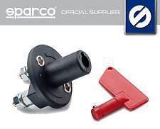 Stacca batteria bipolare sparco 01336 Rally Racing equipment Jdm tuning