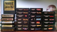 Colecovision cartridges lot of (26): includes rare & hard to find