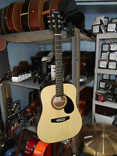 Johnson JG-610-N 3/4 Size Steel String Acoustic Guitar, Natural