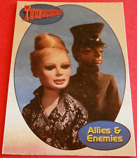 THUNDERBIRDS ALLIES & ENEMIES F12 - LADY PENELOPE & PARKER - Cards Inc.
