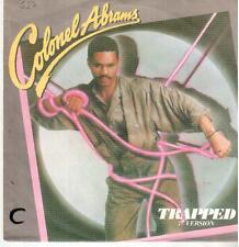 """3314-05  7"""" Single: Colonel Abrams - Trapped"""