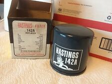 Hastings oil filter, 142A, for import cars and more.  NOS.   Item:  3555