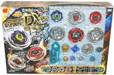 TAKARA TOMY BEYBLADE BB-121 Ultimate DX SET Duo Uranus+Wing Pegasis+Launcher LR