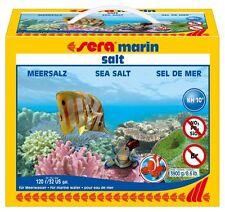 sera marin salt - Meersalz für Osmose- und Leitungswasser (1 x 3900 g)