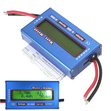 60V 100A Balance Voltage Power Digital Analyzer Watt Meter Balancer RC Charger