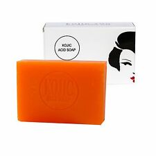 Kojie San Skin Lightening Kojic Acid Soap- Erases red marks & Scars! 135g