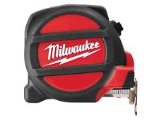 Milwaukee 8m / 26ft Magnetic Tape Measure Dual Magnet 27mm Blade Width