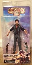 "Bioshock Infinite Booker Dewitt 7"" Action Figure NECA 2K Games New MOC"