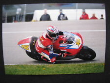 Photo Equipe GP de France - Scrab Aprilia 2004 #12 Arnaud Vincent (FRA) TT Assen