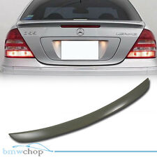 Mercedes Benz W203 01 07 A Type Trunk Boot Spoiler C230 C180 C240 ◎
