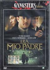 Dvd **ERA MIO PADRE** con Tom Hanks Paul Newman Jude Law nuovo sigillato 2002