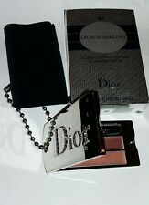 Dior Sparkling 001 Copper Pearl Lipstick & Gloss Crystal Encrusted Ltd Ed BNIB