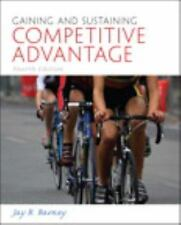 New-Gaining and Sustaining Competitive Advantage by Jay Barney 4ed Intl ed