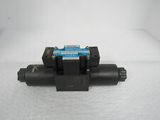 NACHI WET TYPE SOLENOID OPERATED DIRECTIONAL CONTROL VALVE SL-G01-C5-GR-D2-30