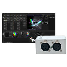 ADJ American DJ MyDMX 3.0 Lighting Show DMX Control Hardware Software System