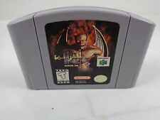Killer Instinct Gold (Nintendo 64, 1997) N64