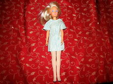 VTG Jem and the Holograms Jerrica Doll w Flashing Earrings Outfit Tights 1985