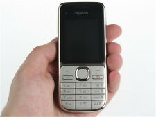 New Condition Original Nokia C2-01 Unlocked 3G GSM Gold Cheap Bar Mobile Phone