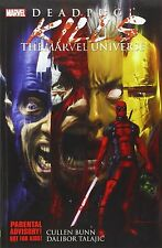 MARVEL COMICS DEADPOOL KILLS THE MARVEL UNIVERSE TRADE PAPERBACK TPB WOLVERINE