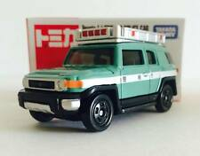 Takara Tomy Tomica No.31 Toyota FJ Cruiser ( Japan Police Car ) - Hot Pick