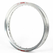 Excel Takasago Colorworks MX SILVER Front 21 X 1.60 36H Rim Wheel ICS408