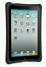 AUTH. BNWT BUILT NY APPLE IPAD 2 ERGONOMIC HARD-SHELL CASE, BLACK