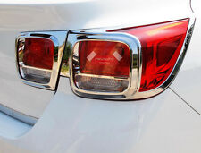 Chrome Rear Light Trim For Chevy Malibu 2013-2014