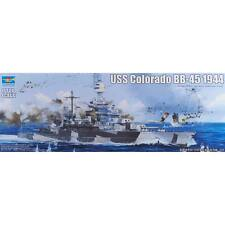 NEW Trumpeter 1/700 USS Colorado BB-45 Battleship 1944 5768