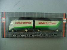 Herpa LKW 912321 Ackermann Hungaro Camion Ungarn aus Sammlung  in OVP (300)