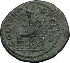GORDIAN III 238AD Pella in Macedonia Tyche Authentic Ancient Roman Coin i55624
