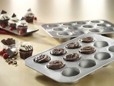 USA Pans 12 Cup Cupcake/Muffin Pan - Aluminized Steel