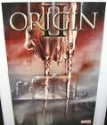 Wolverine Origin II 2 Exclusive Large Promo Poster 24x36 NEW MARVEL COMICS 2013