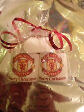 Manchester United Calza Filler marshmallow Personalizzata Novità Natale
