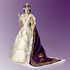Queen Elizabeth Coronation Ashton Drake - Bradford Exchange Doll
